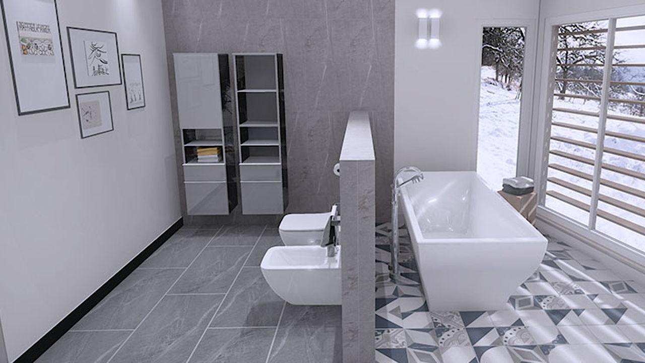 Wie lange dauert eine Badezimmermodernisierung   °celseo Bad