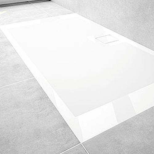 Bodengleiche Duschflächen sind ein attraktiver Bodenbelag