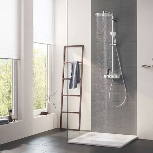GROHE Dusch- und Brausekollektion