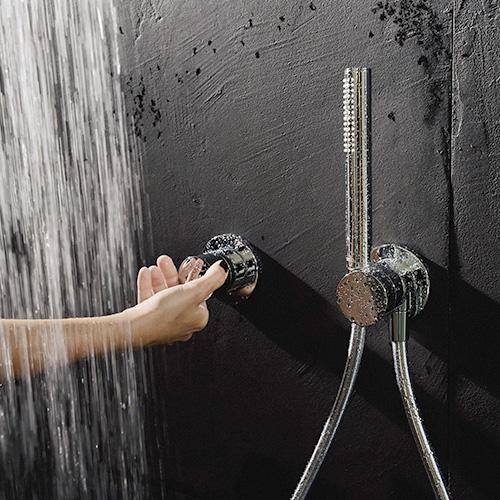 Armaturen für Dusche und Wanne